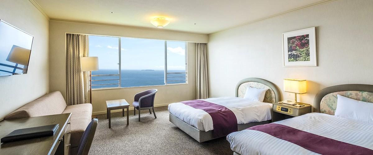 絶景のプレミアムリゾート ホテルロイヤルウイング