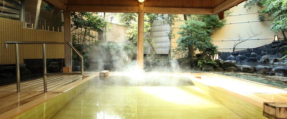 熱海温泉 大月ホテル和風館