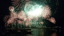 熱海海上花火大会開催について