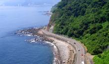 国道135号線・熱海ビーチライン開通について
