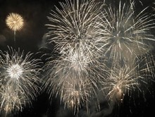 夏季熱海海上花火大会最後の開催日