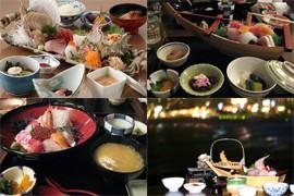 本格的な日本料理をご堪能いただけます