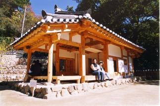 熱海梅園 韓国庭園