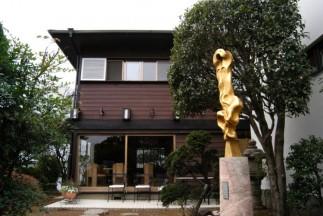 池田満寿夫 佐藤陽子 創作の家