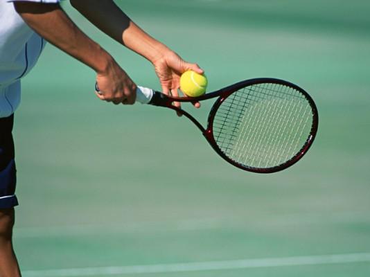 自然郷テニスコート