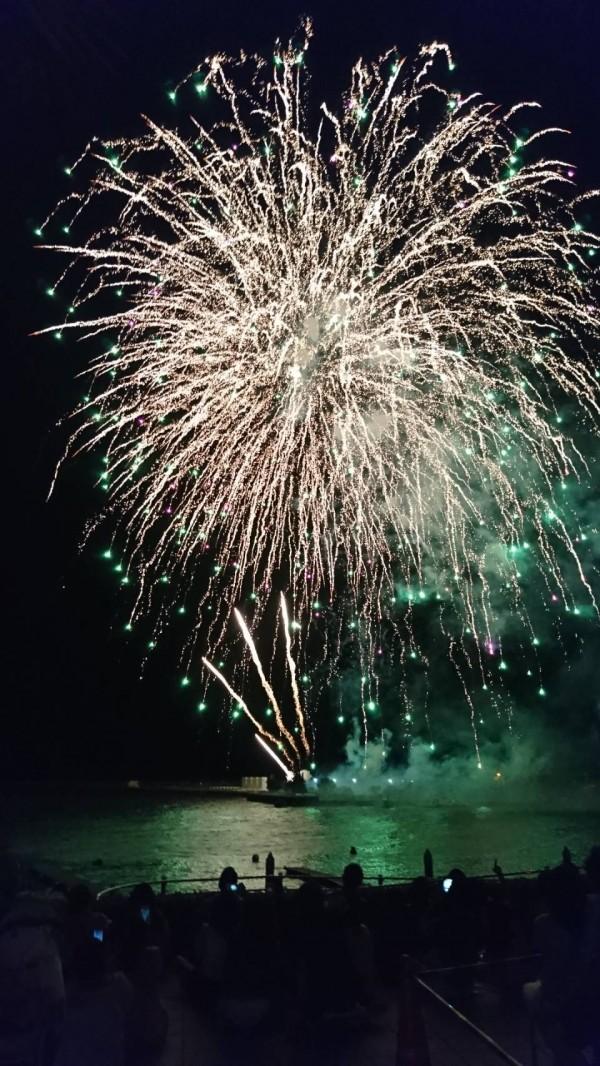 2020年熱海海上花火大会(冬季)