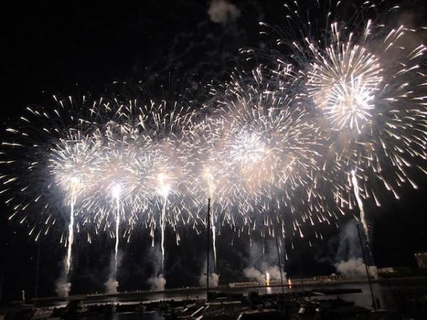 2022年熱海海上花火大会(春季)
